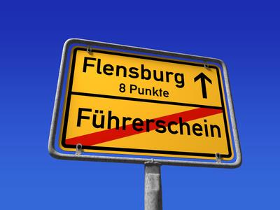 Neuerungen im Punktesystem in Flensburg